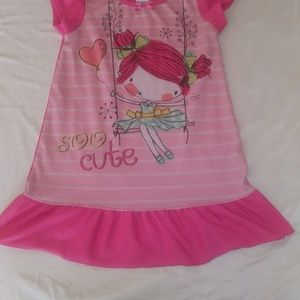 The Children's Place Toddler Graphic night gown